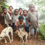 Children of Wae Rebo