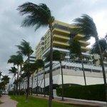 Hotel bit windy