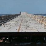 ponte ferroviario abbandonato