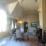 Entrance hall prior to Honeymoon suite