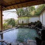 open air bath