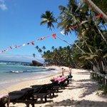 сказочный пляж