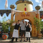 Ali Baba; friendly staff and great food
