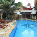 Villa Serenity's pool