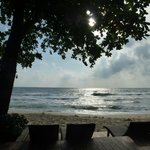 Beautiful outlook to Chaweng beach