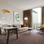 Executive Suite - Livingroom