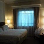 Double de-luxe room