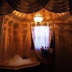 Spa in bedroom