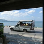 S.B.R. free shuttle bus to Patong