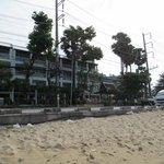 S.B.R. beach