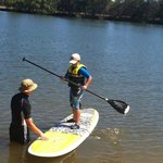 Stand up paddle boats