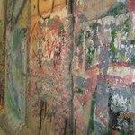 Section of the Berlin Wall, Newseum, Washington DC