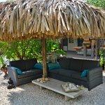 bamboo bali office