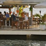 waterfront bar
