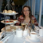 Afternoon tea at The Midland