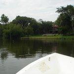 view from madu ganga