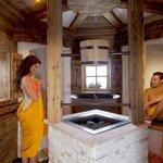 Kräuterstadl-Sauna