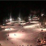 Night skiing at Tyrol Basin