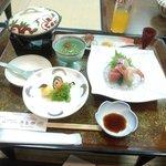宴会料理w