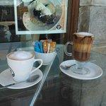 Cappuccino and Mocha