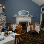 Our lower dining room.