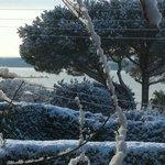 Neige sur Sainte-Maxime
