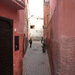 Road to the Riad
