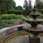 Pretty gardens at Killashee House