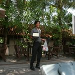 Bhandari Oriental finaly Peter went to Phuket and bought tonicwater!!! A true angel!!!