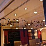 Cafe Dupont logo