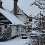 Going for lunch at the Grouse & Ale, Lane End