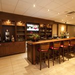 Newly renovated pub. 4 large screen TV's, 7 beers on tap, Pub menu.
