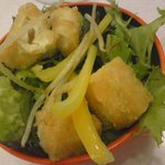 Tofu Salad (Cold), Yo! Frasers Glasgow.