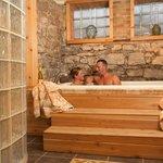 Spa/Sauna Room