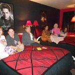Movie Night...in our Twilight Room