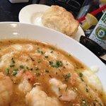 shrimp n grits!