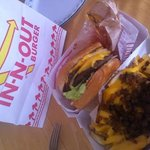 in n out    Arlington TX