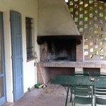 un petit coin barbecue sur votre terrasse