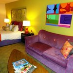 Suite at Inn at Northrup Station, Portland, Oregon