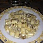 Buttero funghi e salsiccia, piatto unico!