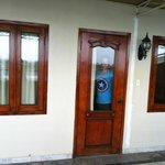 Door from Room to Balcony