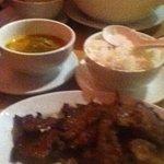 BBQ pork belly