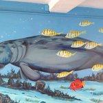 Murals by Yoslin O'Farrill