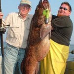 Record book lingcod