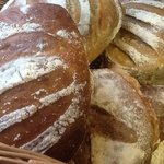 Homemade sourdough: flour,water,salt , nothing more,nothing less