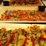 flatbreads- delicious great balance of flavors!