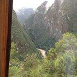 à caminho de Machu Picchu