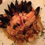 grouper seafood platter !