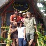 The staff at Casa BlatHa