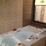 Daily bubble bath